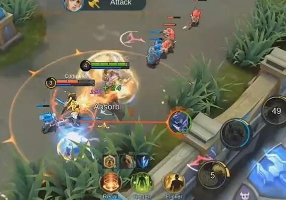 Spell Aegis Mobile Legends