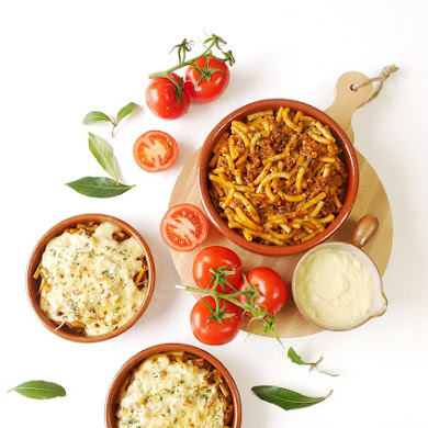 Dinner Party Recipe | Ragu alla Bolognese Pasta Bowls