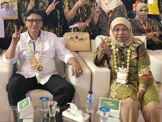 Profil Cabup dan Cawabup KBB 2018: Doddy Imron Cholid - Pupu Sari Rohayati