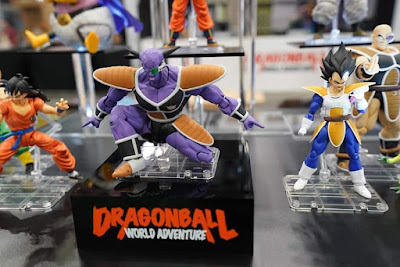 S.H.Figuarts Captain Ginyu de Dragon Ball Z