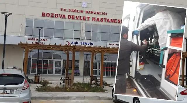 Bozova'da karantinaya alınan vatandaşın test sonucu belli oldu