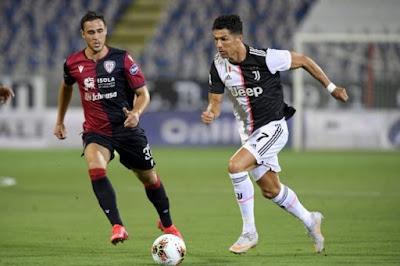 ملخص وملخص مباراة يوفنتوس وكالياري (0-2) الدوري الايطالي