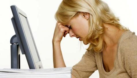 Demi menghindari pelampiasan stres kantor ke rumah Agar Stres Kerja Tak Ganggu Keluarga