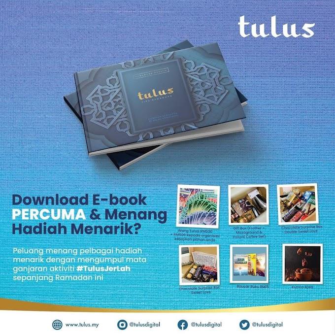E-Book Tips Ramadhan Percuma