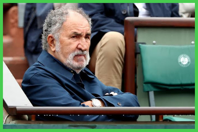 Richest Athletes - Ion Tiriac