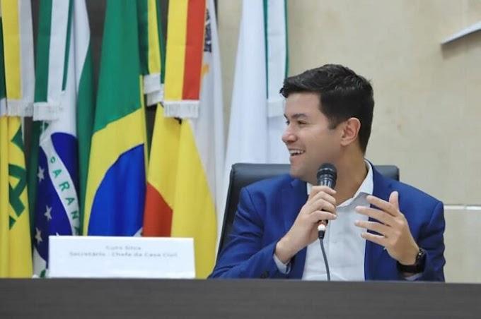 Candidatura de Guto Silva ao Senado repercute no Paraná