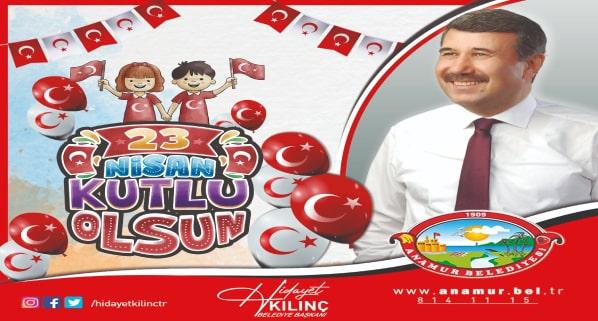 Hidayet Kılınç,Anamur Belediyesi,Anamur Haber,