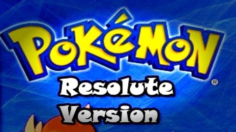 Download Pokemon Resolute Version Rom [Patched]