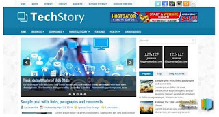 techstory-responsive-seo-adsense-friendly-blogger-templates
