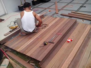 lantai kayu kesehatan