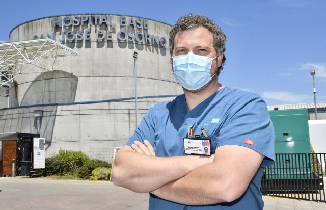 Infectólogo Bernardo Goecke