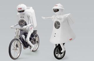 robot Murata Girl