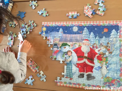 Some Christmas jigsaw puzzle inspiration