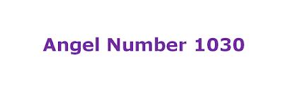 1030 angel number