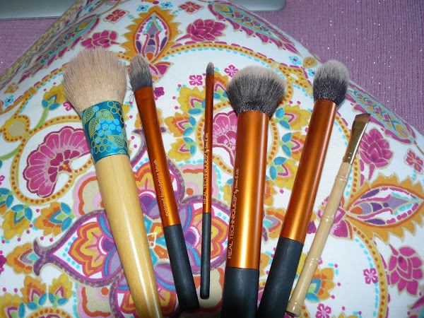 The brushes you need for a flawless base!