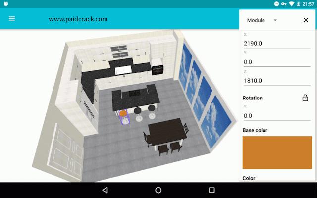 Kitchen Planner 3D Pro 2019