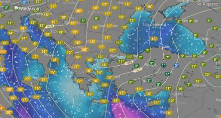 Ηλιοφάνεια σε όλη τη χώρα την Δευτέρα - Άνοδος της θερμοκρασίας - Περιορισμένη ορατότητα στα ηπειρωτικά τις πρωινές ώρες