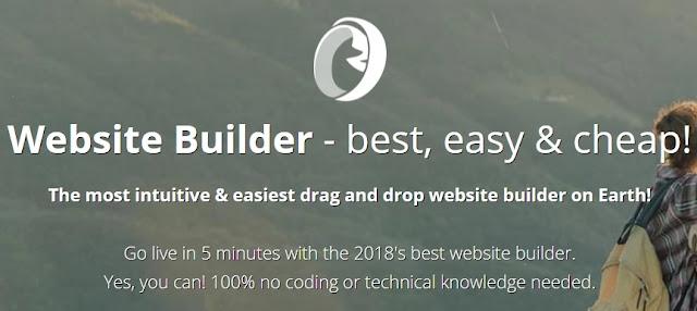 webstie builder