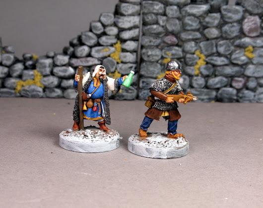 Frostgrave Characters - Potion Master and Alchemist