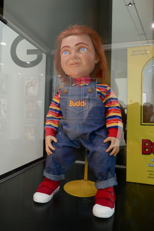 Chucky Buddi doll prop Childs Play remake