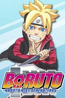 Boruto Naruto Next Generations Manga Español