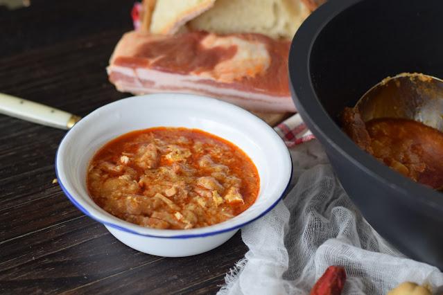 receta se sopa Castellana