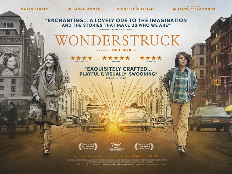wonderstruck uk poster