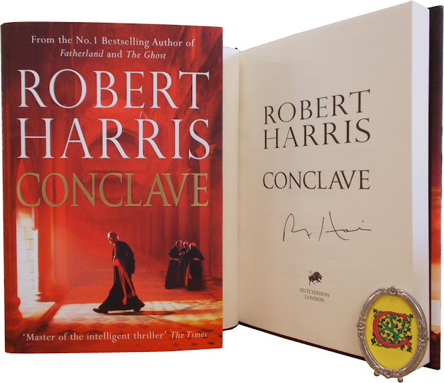 Conclave by Robert Harris download or read it for free