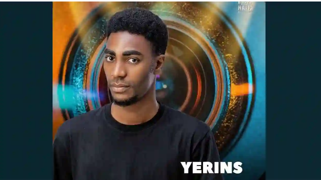 #BBNaija: Yerins narrates how his ex-girlfriend dumped him for a muscular guy (video)