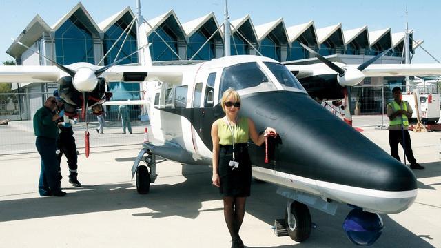 مطار البطين للطيران الخاص Al Bateen Airport