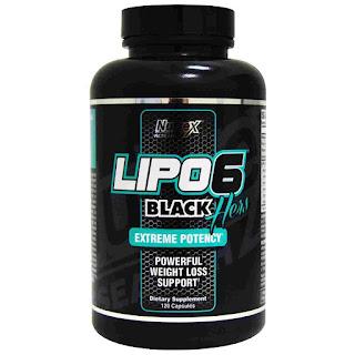 10).Nutrex Lipo-6 Fat Burner for Women with Caffeine