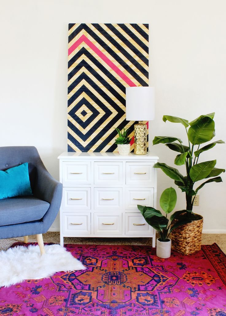 DIY Cheap Wall Decor Ideas | Do it yourself ideas and projects