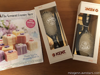 Vermont Country Store hairbrush