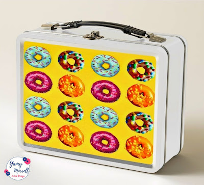 pattern-azul-donuts-lunch-box-zazzle-by-yamy-morrell