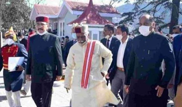 हिमाचल: बढाई जाएगी राज्यपाल की सुरक्षा, तैनात किए जाएंगे कमांडो