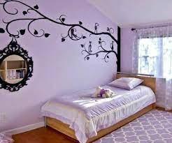 Cat Tembok Kamar warna lavender