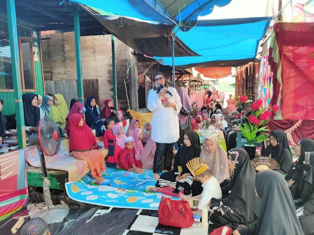 Hj Yangsi Hartini: Momen Maulid Nabi Muhammad SAW Perlu Dijadikan Cerminan Barometer Memilih Pemimpin di Kalteng