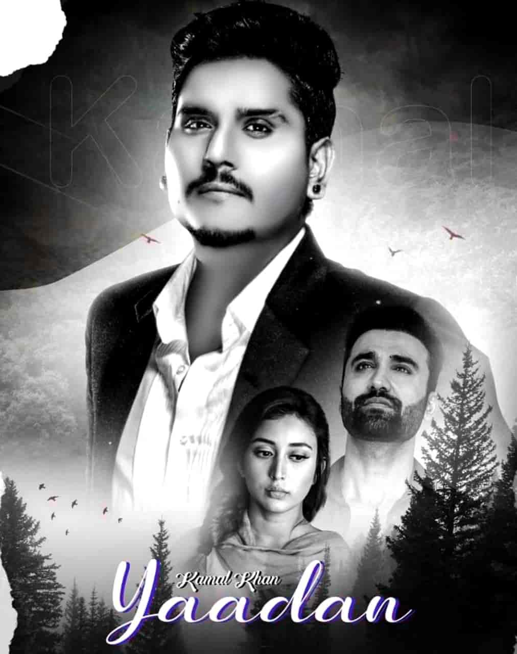Yaadan Sad Punjabi Song Image Sung By Kamal Khan