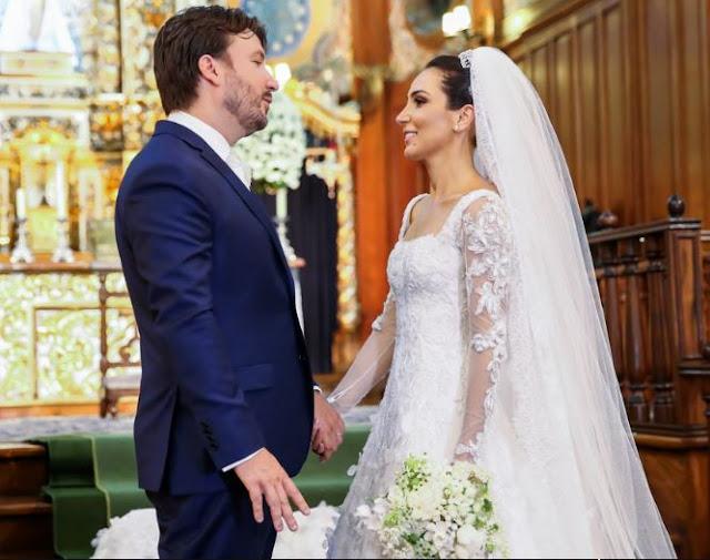 Diego Sala e Lala Noleto casamento