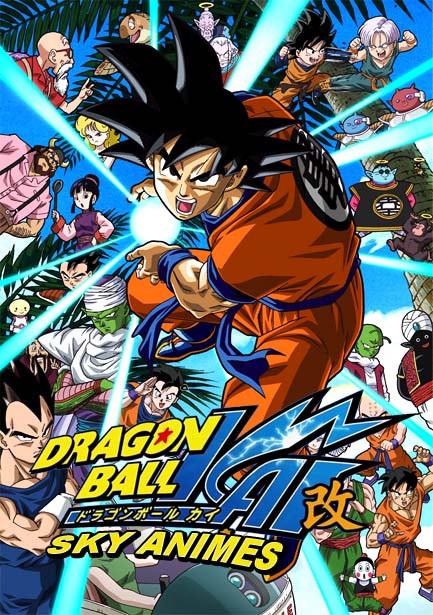 Dragon Ball Kai Completo HDTV Dublado - Torrent