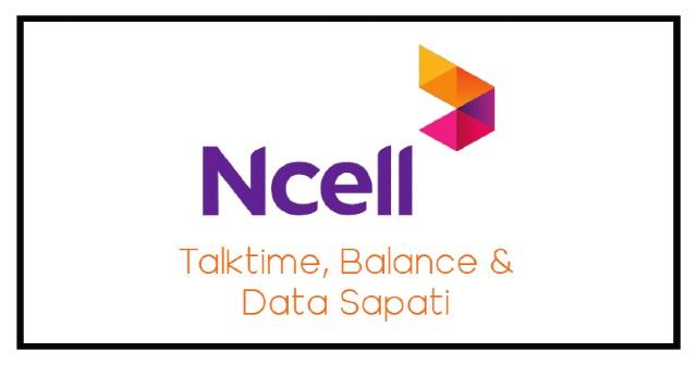 Ncell Sapati Loan Service
