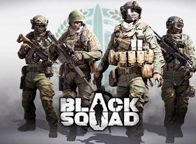 pekalongan kommuniti black squad