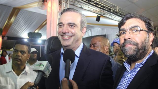Abinader: el pueblo irá a las elecciones decidido por el cambio, porque quiere un país diferente