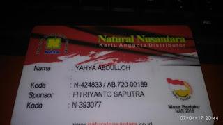 kartu-member-nasa