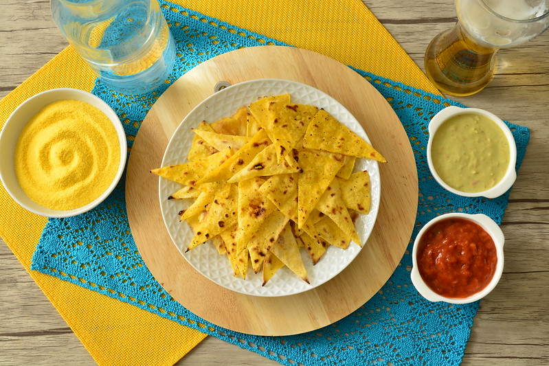 Nachos Thermomix