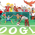 Os Google Doodles da Copa do Mundo 2018