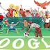 Os Google Doodles da Copa do Mundo 2018