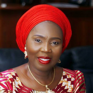Akeredolu's Wife Takes Fight Against Cancer To Lagos