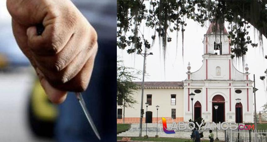 En medio de una riña fue asesinado joven en Saladoblanco - Laboyanos.com