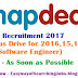 Snapdeal Recruitment 2017 Off Campus Drive for 2016,15,14 Batch Freshers Software Engineer Jobs